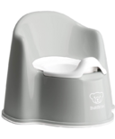 BabyBjorn Potty Chair Gray