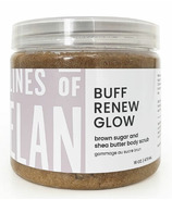 Lines of Elan Buff Renew Glow Brown Sugar Body Scrub