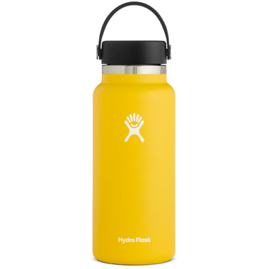 Hydro Flask Wide Mouth With Flex Cap Sunflower 2.0