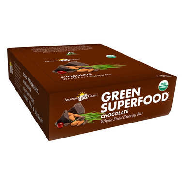 Buy Amazing Grass Green Superfood Whole Food Energy Bars At Well Ca