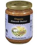 Nuts to You Organic Crunchy Almond Butter