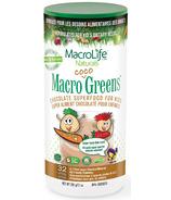 Macrolife Naturals Jr. Macro Coco légumes-feuilles de verdure pour enfants