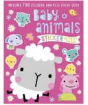 Make Believe Ideas Baby Animals Sticker Activity Book