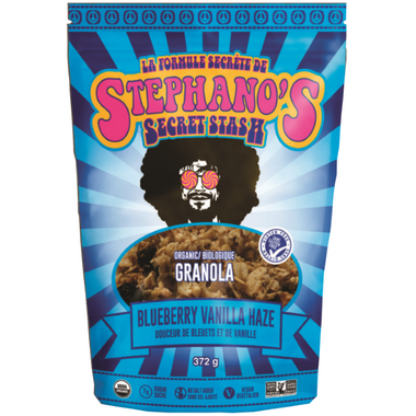 Stephano\'s Secret Stash Granola
