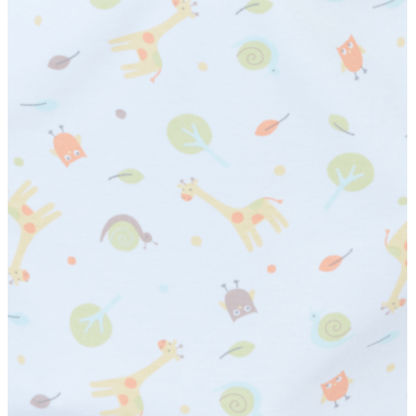 Groswaddle Newborn Swaddling Wrap Have a Giraffe