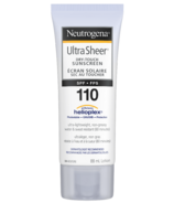Neutrogena Ultra Sheer Dry Touch Sunscreen SPF 110