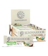 Sunwarrior sol Good Plant-Based Protein Bars Coconut Cashew
