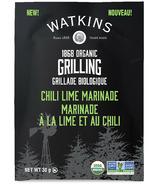 Watkins Organic Chili Lime Marinade