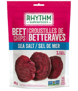 Rhythm Superfoods Sea Salt Beet Chips