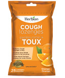 Herbion Orange Cough Lozenges