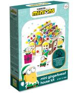 Cookies United Minions Mini Gingerbread House Kit
