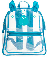 Stephen Joseph Clear Backpack Llama