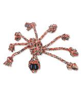 Mammoth Medium 11 Inch Spider Rope Dog Toy