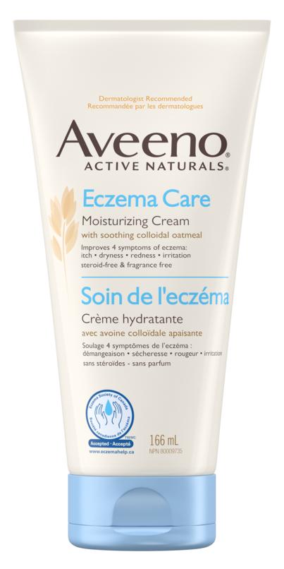 Buy Aveeno Eczema Care Moisturizing Cream At Well Ca