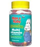Webber Naturals Treehouse Multi Vitamin With Minerals Gummies