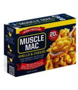 Muscle Mac Protein Shells & Cheese