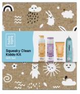 Coffret cadeau pour enfant Squeaky Clean de Hello Bello
