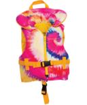 Salus Marine Nimbus Infant Vest Pink Tie Dye
