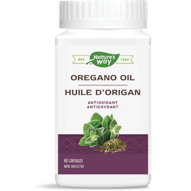 Nature\'s Way Oregano Oil