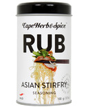 Cape Herb & Spice Rub Shaker Tin Asian Stirfry Seasoning