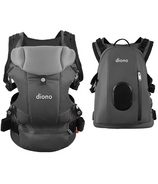 Diono Carus Essentials Carrier Grey