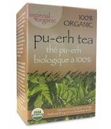 Uncle Lee's Imperial Organic Pu-Erh Tea