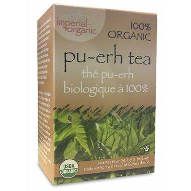 Uncle Lee\'s Imperial Organic Pu-Erh Tea