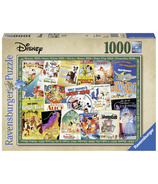Ravensburger Vintage Disney Movie Posters Puzzle