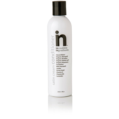 Incredible Ingredients Satin Cream Conditioner