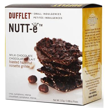 Dufflet Nutt-e Milk Chocolate Toasted Hazelnut