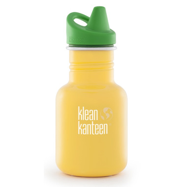 Klean Kanteen Kid Kanteen Sippy School Bus
