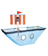 Antsy Pants Build & Play Kit Pirate Ship