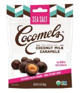 Cocomels Chocolate Covered Coconut Milk Caramel Bites Sea Salt