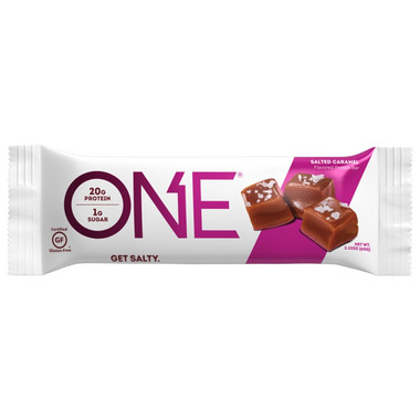 ONE Protein Bar Salted Caramel