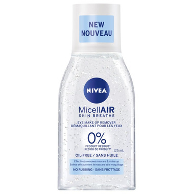 Nivea MicellAIR Eye Make-Up Remover