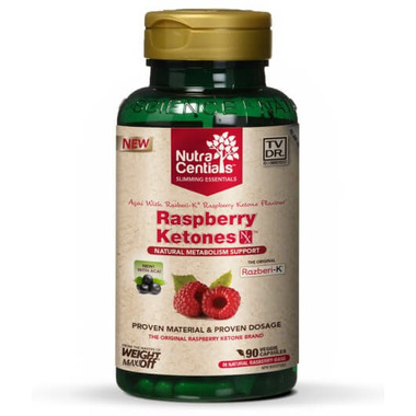 Matrix raspberry ketone and garcinia cambogia