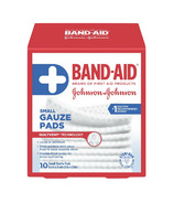 Band-Aid Brand Small Gauze Pads