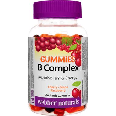 Webber Naturals B Complex