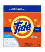 Tide Original HE Powder Laundry Detergent