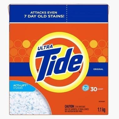 Tide Original HE Powder Laundry Detergent