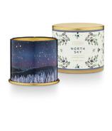 Illume Large Tin Candle North Sky