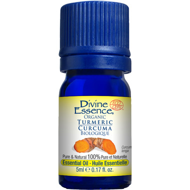 Divine Essence Turmeric Essential Oil