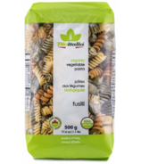 Bioitalia Organic Vegetable Pasta Fusilli