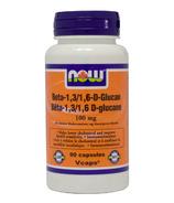 NOW Foods Beta-1,3/1,6-D-Glucan
