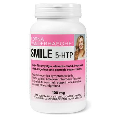 Smart Solutions Lorna Vanderhaeghe SMILE 5-HTP (100 mg)