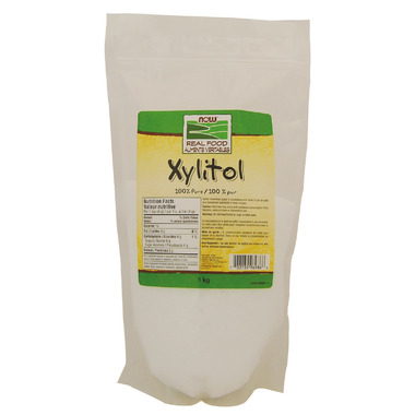 NOW Real Food Xylitol Powder Large