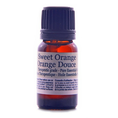 Finesse Home Orange Sweet Essential Oil