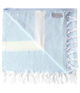 Stray & Wander Yara Turkish Towel True Blue