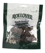 Rollover Premium Dog Treats Lamb Tenders