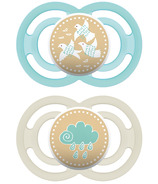 Mam Perfect Pacifiers 6+ Months Bahama Blue